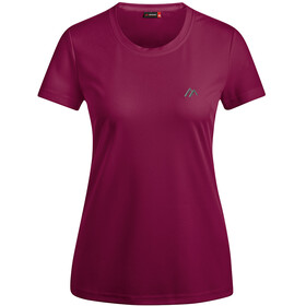 Maier Sports Waltraud - T-shirt manches courtes Femme - violet